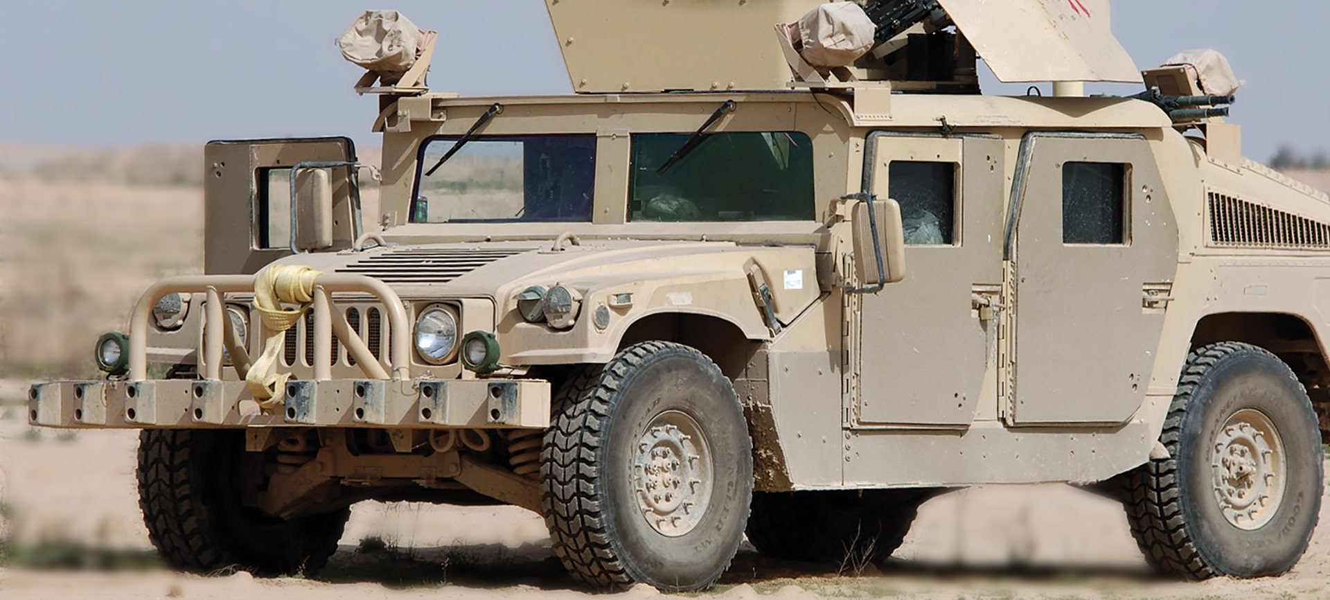 Armoured, vehicle protection