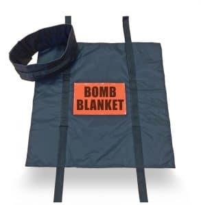 Ballistic protection, blast blanket