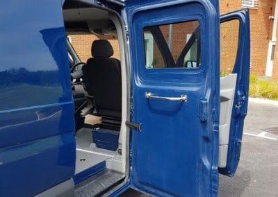 Belgian Police vehicle