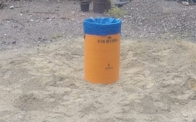 Blast Containment Bin Test May 2019