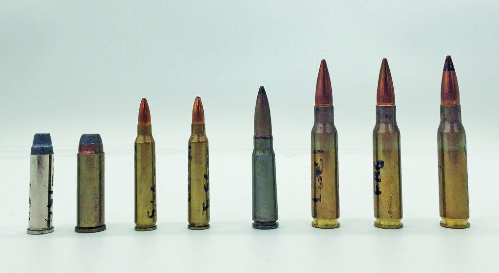 ammunition rounds ASL GRP ballistic consultants