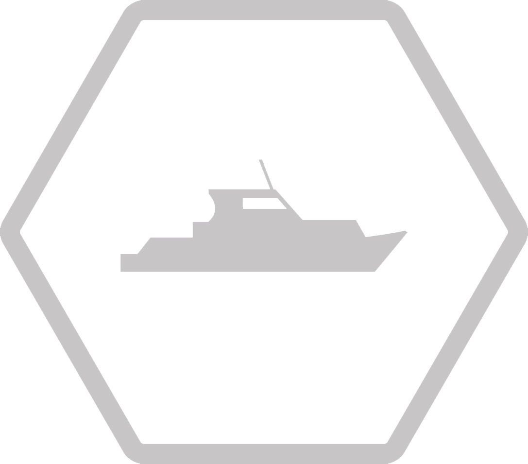 Bullet resistant armour for boats