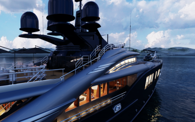 Increased requirements for superyacht protection